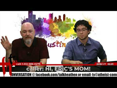 Family Relationships, Acting Like Family, & Living Authentically | Eric's Mom | Talk Heathen 02.01