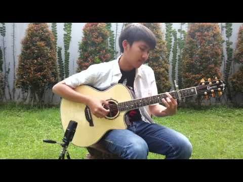Gajah(Tulus)-Fingerstyle Guitar-Cover by Diaz Ilyasa