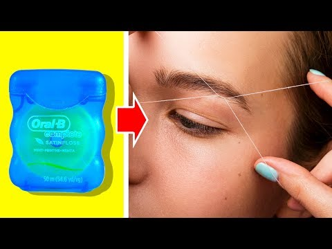 41 COOL BEAUTY HACKS FOR EVERYDAY LIFE