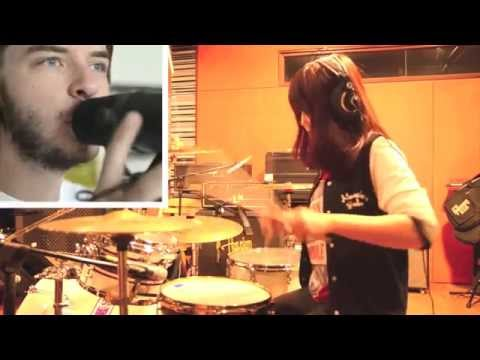30 Seconds To Mars - Closer To The Edge - Drum & Vocal Cover - MUKI feat. Philip Strand