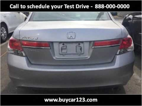 2011 Honda Accord Used Cars Vancouver Bc Youtube
