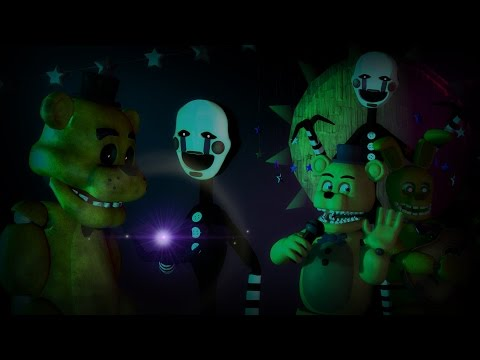 [SFM FNAF]   Ep. 5   -The truth of the past-