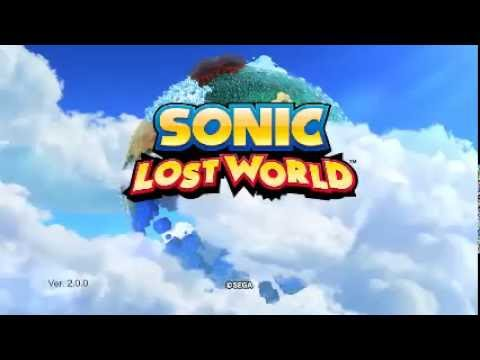 sonic lost world part 1