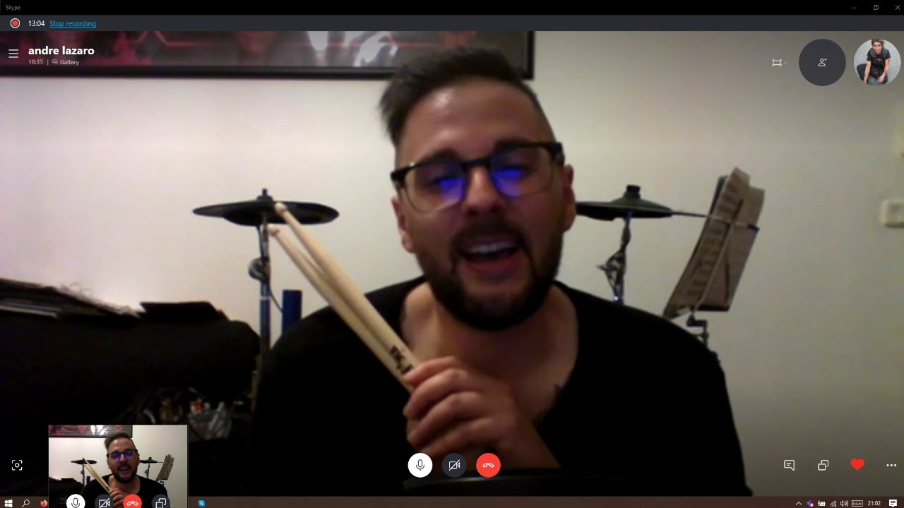 All About Rhythm #1 - How to Hold Your Drumsticks