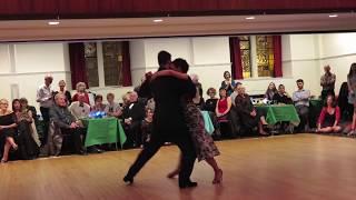 Jenny and Ricardo Oria @ Glasgow Tango St. Valentine's Ball 2019 - part 1 of 2