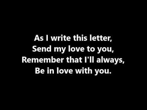 Remember that i love you lyrics