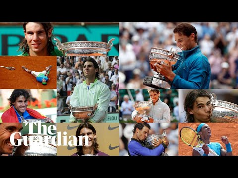 Rafael Nadal 'very emotional' after historic 11th French Open title