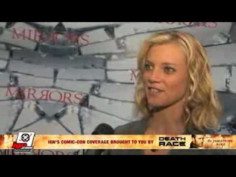 Crank 2 High Voltage Movie Interview Amy Smart