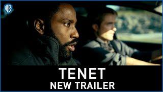 TENET – New Trailer