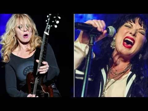Nancy Wilson Hoping for Heart Reunion Tour Next Year Mp3