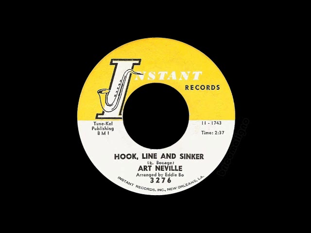 Art Neville - Hook, Line And Sinker