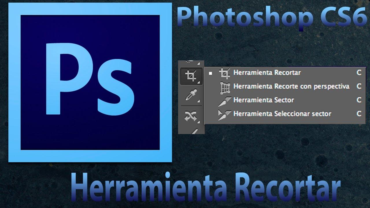 Tutorial photoshop cs6 novedades herramienta recortar - Herramientas de photoshop ...