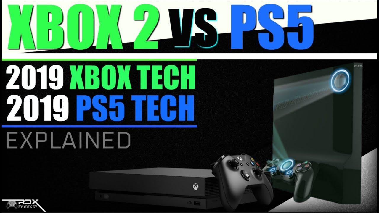 Rdx Mega Powered Next Gen Xbox 2 Coming 2019 Ps5 News