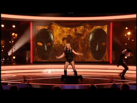 Britney Spears - Womanizer (Live At X Factor 2008)