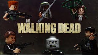 Lego The Walking Dead Season 5 Trailer