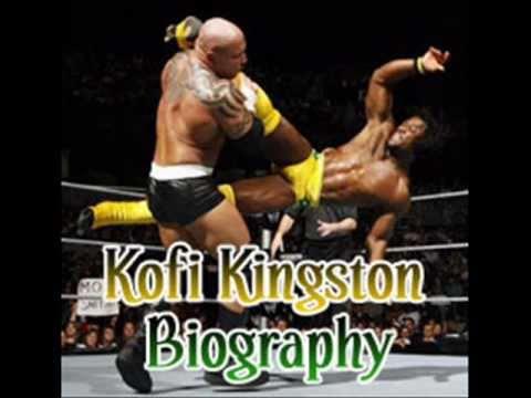 Kofi Kingston theme song mp3