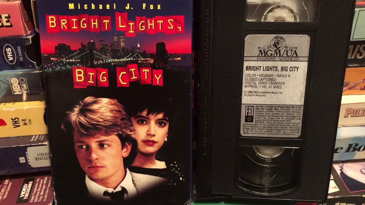 bright lights big city full movie