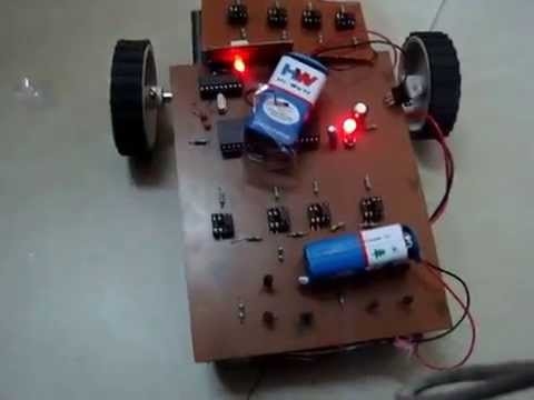 Electronics Electrical Mechanical Project Training