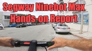 Segway Ninebot ES2 Fault and how to Fix - kyle rosen