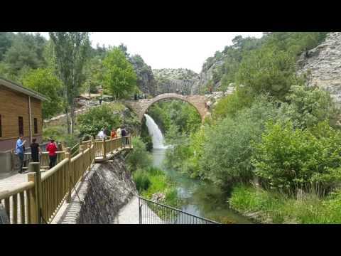 Clandras Köprüsü Karahallı Uşak