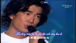 [Vietsub + Kara] 伤心太平洋 - Thương tâm Thái Bình Dương - Nhậm Hiền Tề (Live)