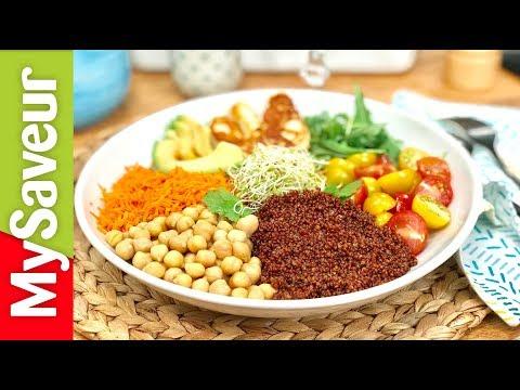 buddha-bowl-coloré-à-l'halloumi-grillé-(assiette-en-forme)