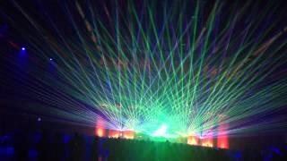 Лазерное шоу от 3D Laser Show в Екатеринбурге / Экспоцентр