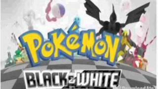 pokemon black and white theme song full from movie