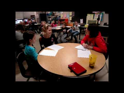 Shi Jing Benjamin Logan Elementary School Bellefontaine, OH USA.mp4