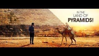 Exploring Pyramids in Egypt   Ali Gul Pir   Saeen Travels