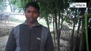 Arsonists Target Dalit Farmer in Mau, Uttar Pradesh - Video Volunteer Satendra Kumar Reports