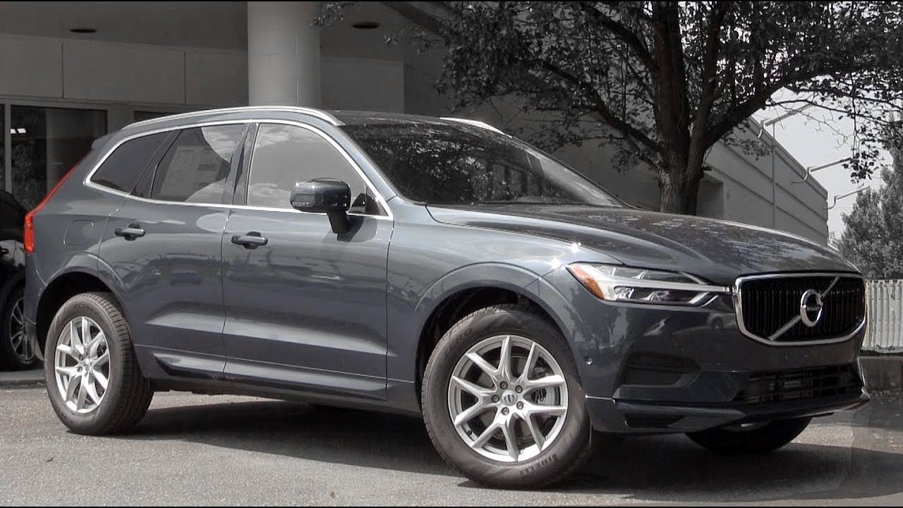 2018 volvo xc60 review youtube. Black Bedroom Furniture Sets. Home Design Ideas