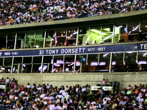 2007 Dallas Cowboys vs. Indianapolis Colts Preseason: Ring of Honor