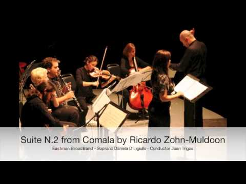 Image for Ricardo Zohn-Muldoon, Suite N.2 from Comala