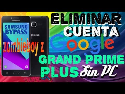 Mobile Info: Samsung Galaxy Grand Prime Plus Reset