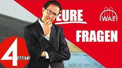 Arbeitslos und kein Hartz IV - Muss ich die Krankenversicherung bezahlen? | #FragWAF