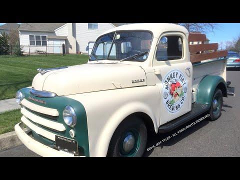 1949 Dodge B1B Pilot House Pickup For Sale
