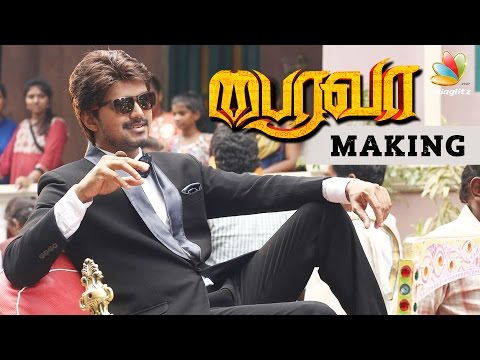 Vijay Bairavaa Making Interview | Editor,...