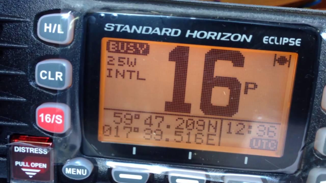 Sibs Ep3 Connecting Gps Antenna To Vhf Radio Youtube Uniden Solara Dsc Wiring Diagram