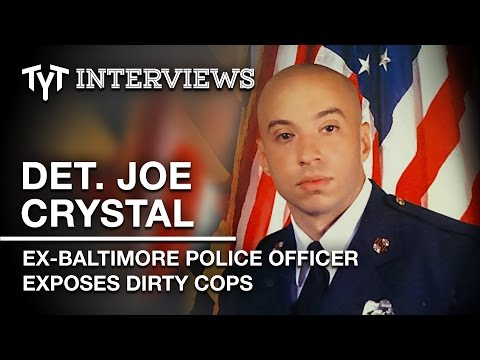 Ex-BPD Cop Joe Crystal Blew The Whistle On Corrupt Police & Paid The Price (Interview w/ Cenk Uygur)