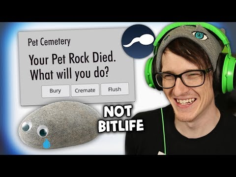 This Game Came Out Before Bitlife And Nobody Talks About It | Instlife