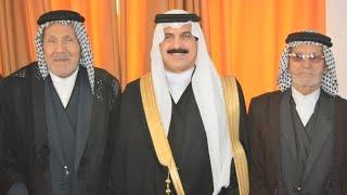 زيارة #شيخ -عموم قبيلة الأسلم الشيخ أحمد نواف الحسان إلى محافظة ديالى الحلقة الثانية