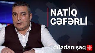 Natiq Cəfərli: Hökümətlə dialoq