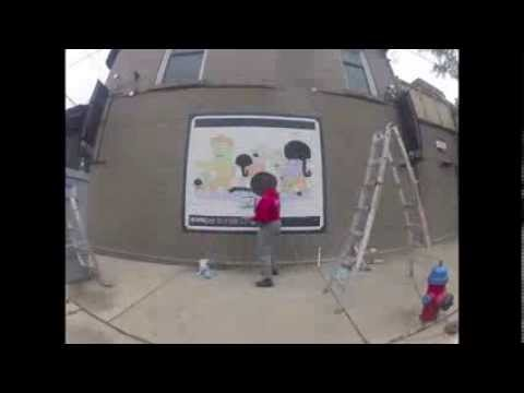 debt-zombies-mural---time-lapse
