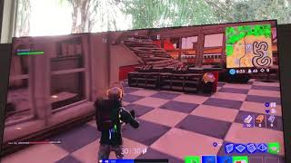 Hank's first FORTNITE video ep1 dad inteiruption