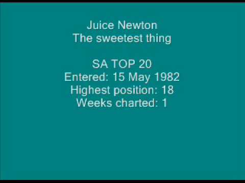 Juice Newton - The sweetest thing.wmv