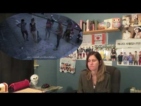 {Thai} 25hours-ไม่เคย MV Reaction