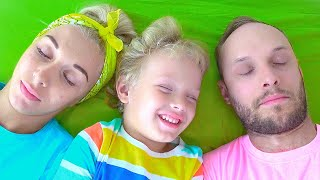 Are you sleeping Lev? Wake up with LEV family SHOW