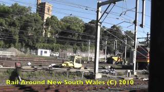 Rail Around New South Wales December Edition 2010 Part 8
