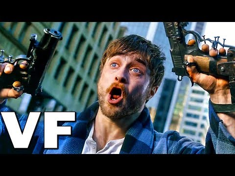 GUNS AKIMBO Bande Annonce VF (2020)